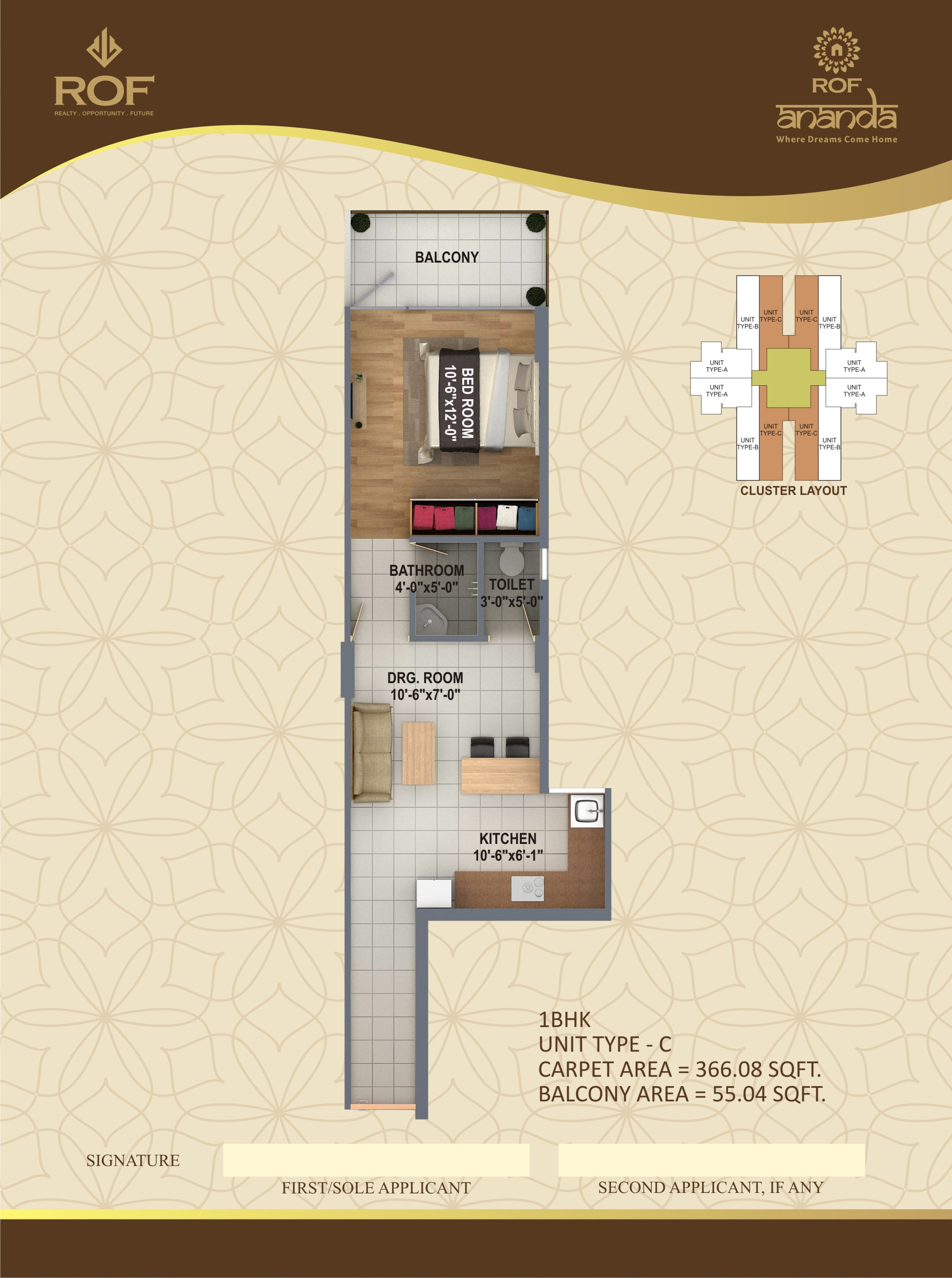 ROF Ramada Ananda Affordable Housing Sector 95 Gurgaon