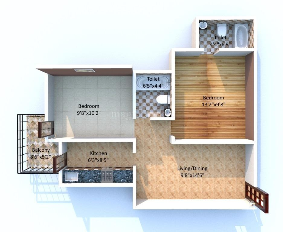 Apex Floor Plan
