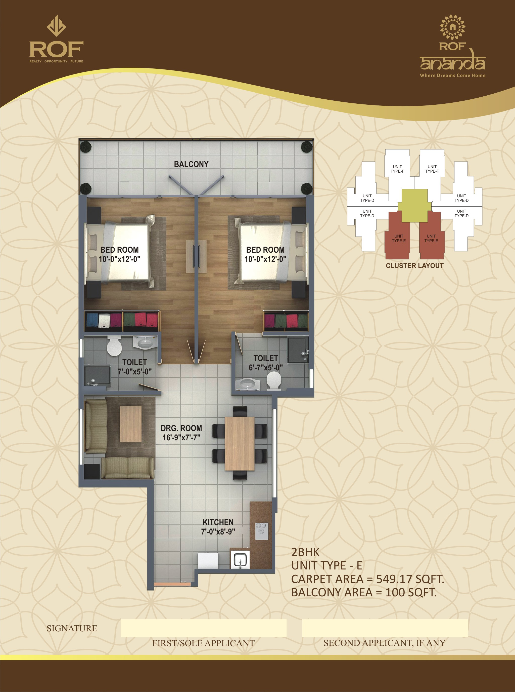 ROF Ramada Ananda Affordable Housing Sector 95 Gurgaon