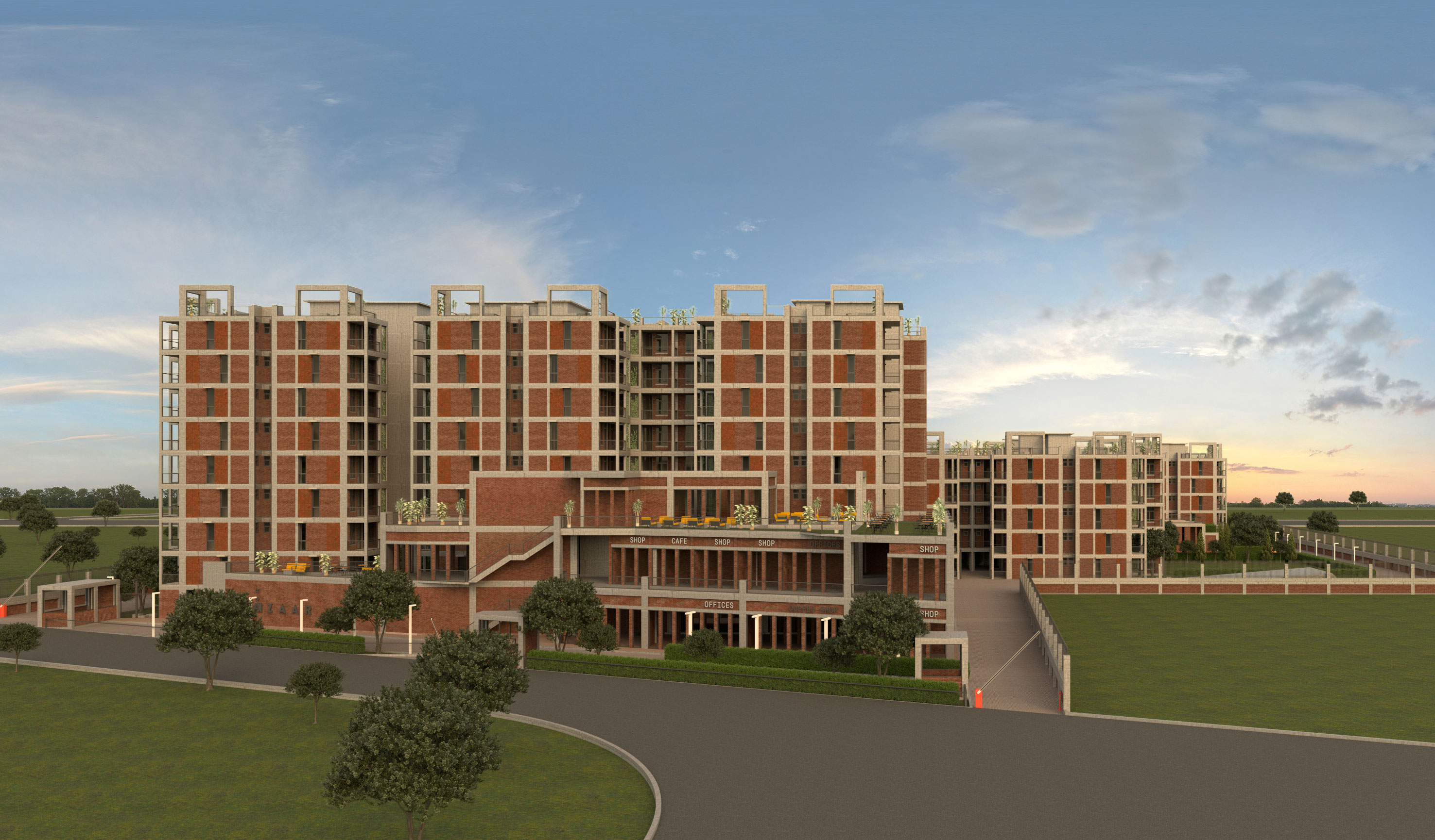 Arete Our Home 3 in Sector 6, Sohna - Gurgaon Road