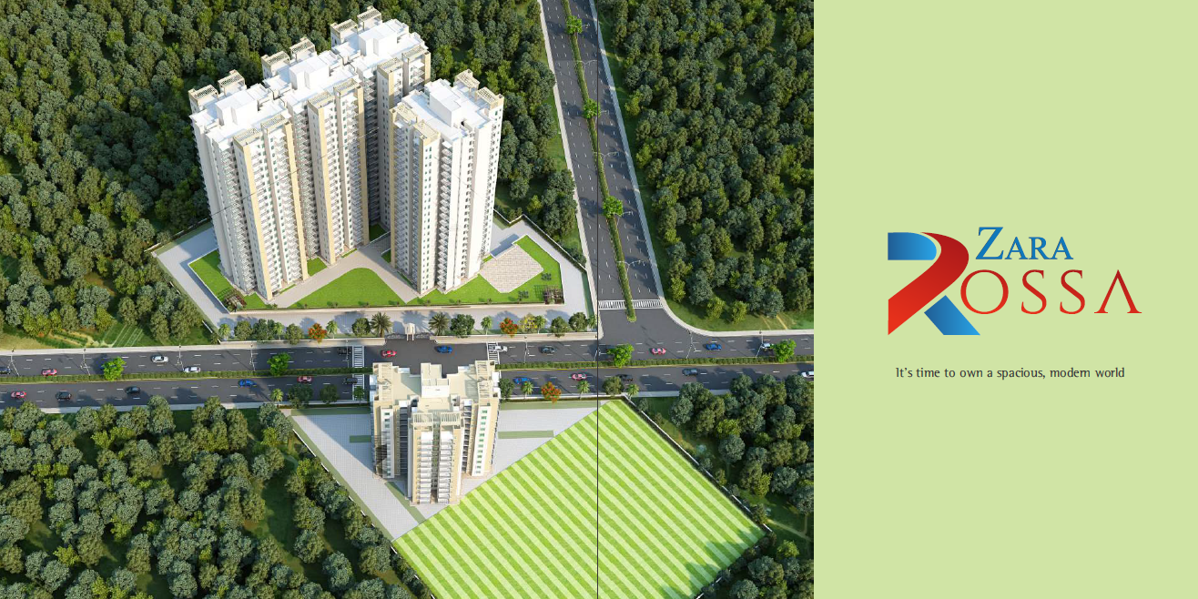 Zara Rossa Affordable Housing Project in Gurgaon